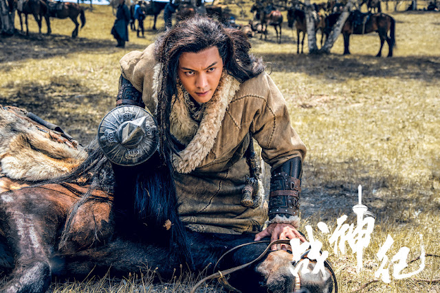 Genghis Khan William Chan