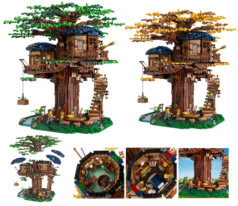 21318 ツリーハウス:レゴ (LEGO) アイデア