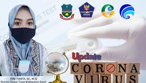 Update Penyebaran Covid-19 Kabupaten Garut Tanggal 1 Juli 2020