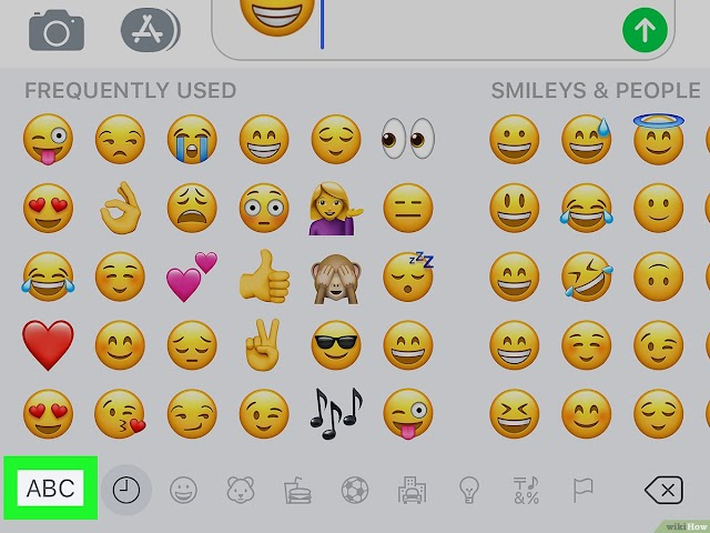 Cara Aktifkan Keyboard Emoticon Rahasia iPhone