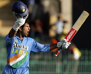 India vs West Indies 6th Match Indian Oil Cup 2005 Highlights