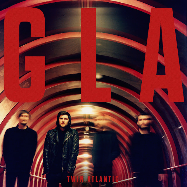 Twin Atlantic - GLA album cover artwork
