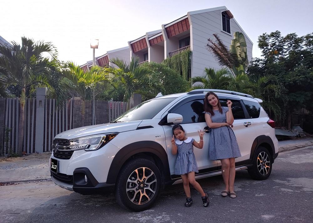 """""""Các bạn sẽ không phải thất vọng với xe trong tầm giá!"""" gia đình anh Nguyễn Văn Hiếu chia sẻ sau 1 năm sử dụng"""