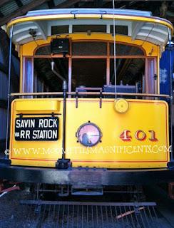 Connecticut Shoreline Trolley Museum
