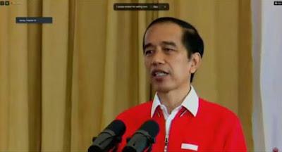 DPC PDI-Perjuangan Kota Tangerang Rayakan HUT PDI Perjuangan ke 48 Melalui Aplikasi Zoominar