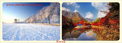 Paket Winter Korea