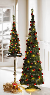 Green Pop-Up Christmas Tree