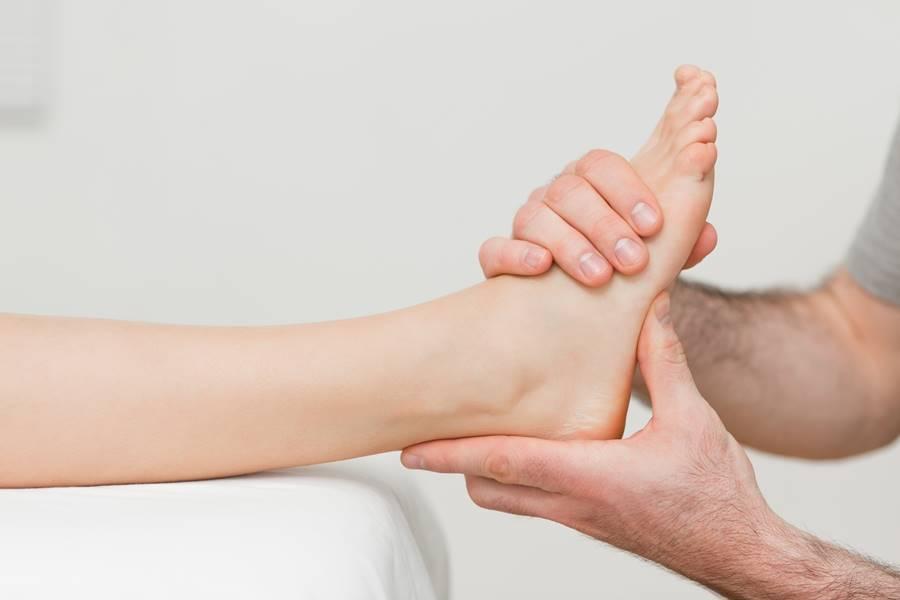 Dolor: Planta del pie