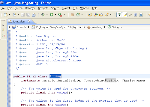 How to attache source in Eclipse for JAR for debugging