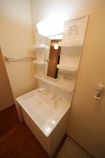 徳島 徳島大学 庄町 蔵本 一人暮らし 洗髪洗面台