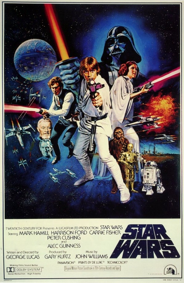 18 Vintage Star Wars Theatrical Posters Around the World ...