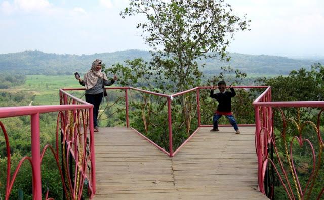 Harga Ticket Masuk Bukit Cinta Bayat Klaten Terbaru