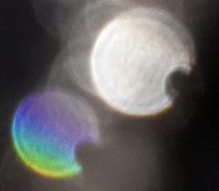 gradient color circle