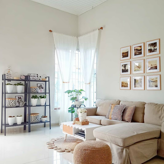 Ide Dekorasi Ruang Tamu Sederhana tapi Menarik dan Mewah Terbaru