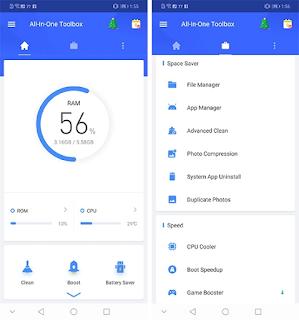 10 Ứng dụng dọn dẹp và tăng tốc tốt nhất cho điện thọai Android 2020