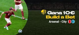 bwin promo Arsenal vs City 21-2-2021