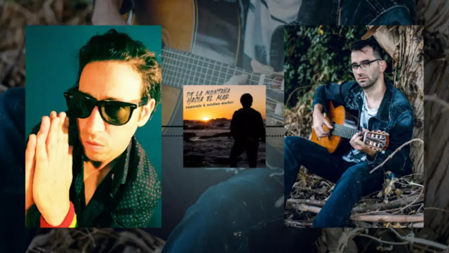 """Caporale y Cristian Marker hacen equipo en el sencillo """"De la montaña hacia el mar"""""""