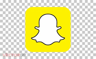 Logo Snapchat - Download Vector File PNG (Portable Network Graphics)