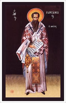 Αποτέλεσμα εικόνας για Ὁ Μέγας Βασίλειος, ὁ ἄγρυπνος Ἐπίσκοπος, κατά τῶν αἱρέσεων.