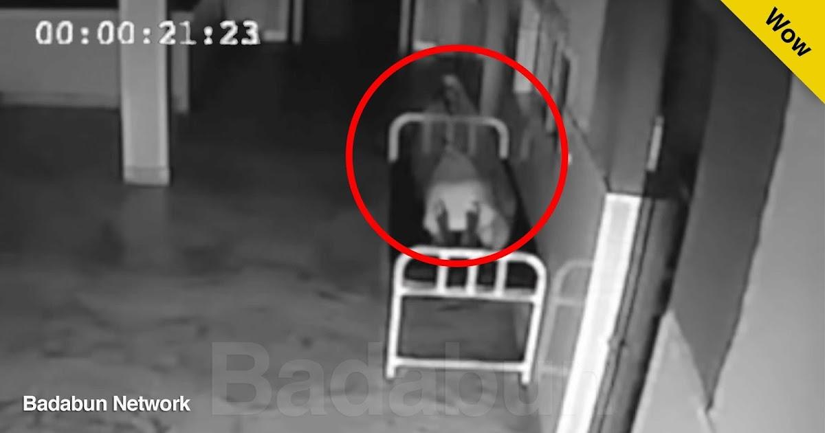 mujer muere paranormal fantasma video horrible seguridad muerte alma
