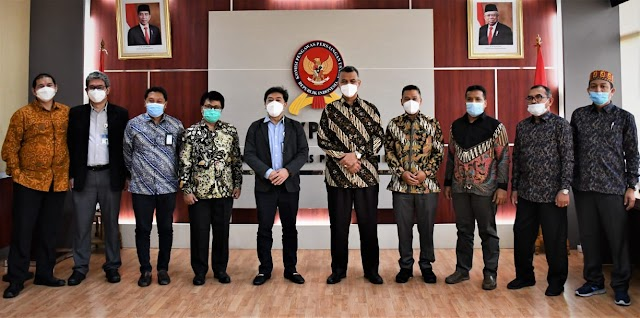 Pererat Hubungan,  KPPU Tandatangani MoU dengan Unimal Aceh