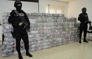 Investigan si es de pelotero la finca dónde hallaron 1,425 kilos droga en San Cristóbal