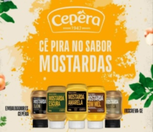 Cadastrar Promoção Cepêra 2020 Embaixadores Mostardas Cepêra