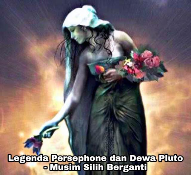 Legenda Persephone dan Dewa Pluto - Asal Mula Musim Silih Berganti (Romawi)
