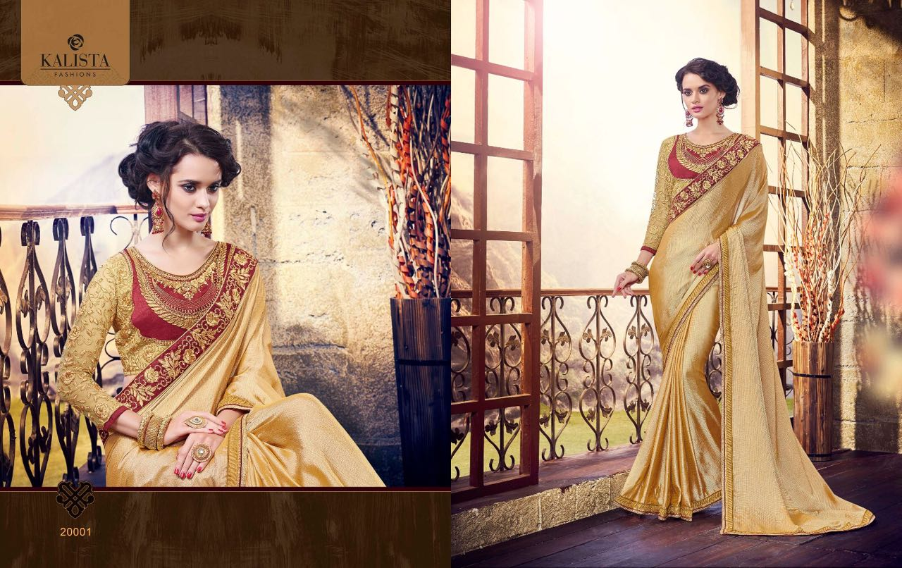 Nazakat Collection – Latest New Stylish And Fancy Designer Saree