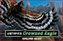 AGEN SLOT ONLINE UNTAMED CROWNED EAGLE DI DEWA898