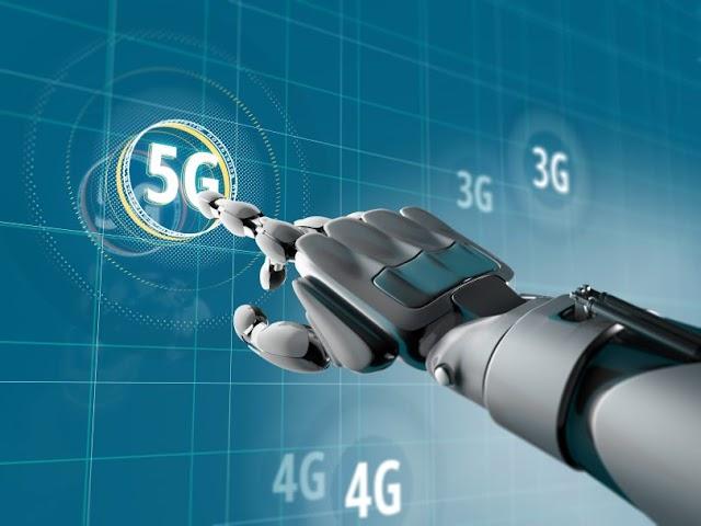How the 5G will revolutionize robotics forever
