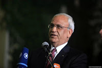 EREKAT: US PREPARING TO INSTITUTE SEPARATE STATE IN GAZA