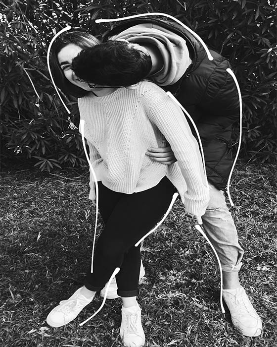 Ideas de fotos tumblr de novios que debes probar con tu amor