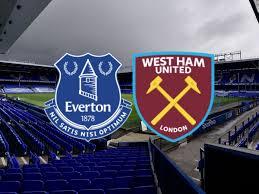 الدوري الإنجليزي,مباراة إيفرتون ووست هام يونايتد,Everton vs west ham