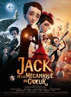 Jack et la mécanique du coeur (La mecánica del corazón) (2014)