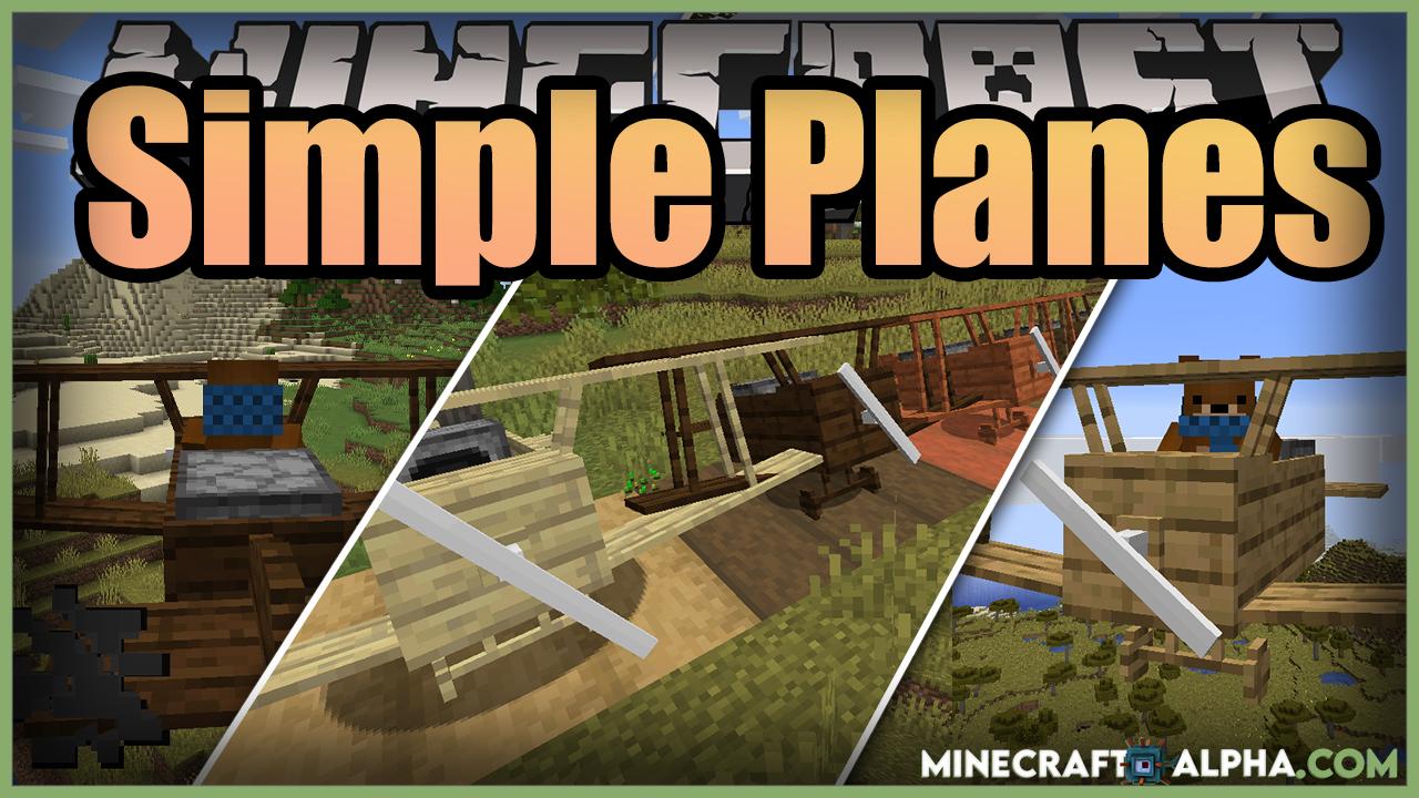 Simple Planes Mod