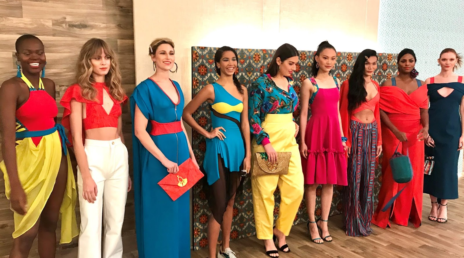 PROJECT RUNWAY     BEHIND THE SCENES PHOTOS of