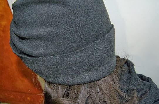 patrón turbante