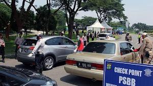 Kota Tangerang Selatan perpanjang PSBB 1 Bulan