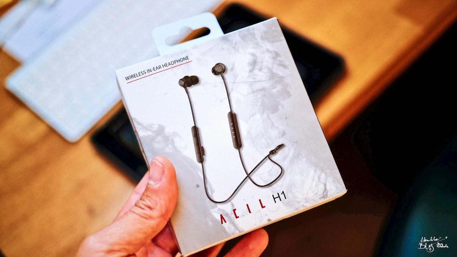 ACIL H1 Bluetooth Kopfhörer aus China kommen mit einem geringen Preis und guter Leistung