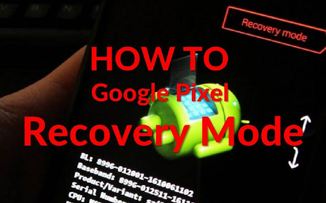How do you power on Google pixels