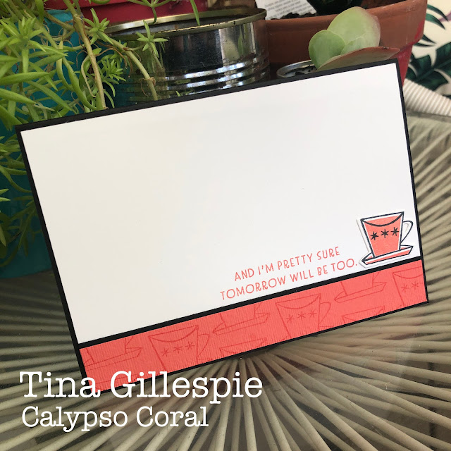 scissorspapercard, Stampin' Up!, Colour Creations Showcase, Nothing's Better Than, Love You More Than Dies, Subtle 3DEF, Banners Pick A Punch, Stamparatus