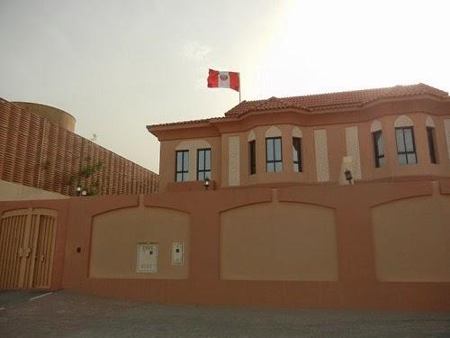 Embajada de Peru en Doha, Qatar