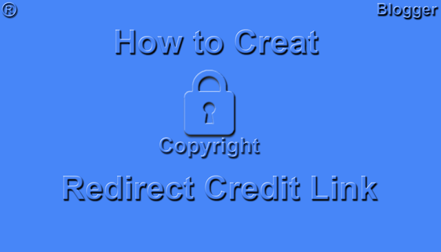 Cara Membuat Credit Link Footer Template