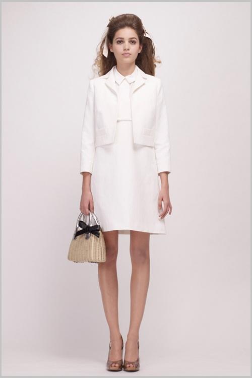 Đầm, váy dáng suông thả eo 4