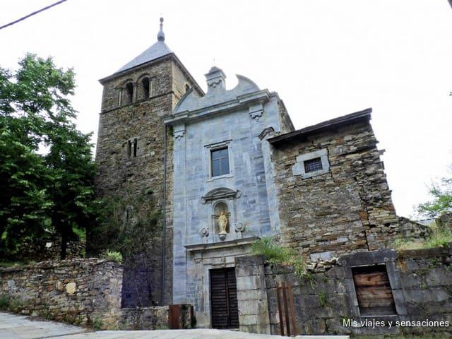 Monasterio de San Pedro de Montes de Valdueza