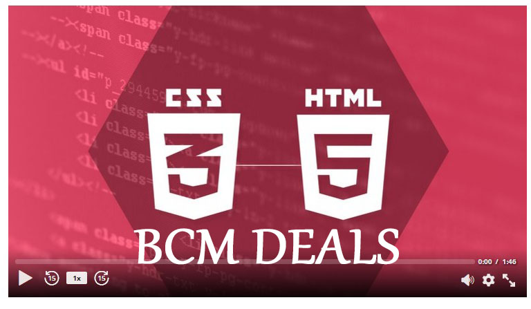 Bcm coupon code