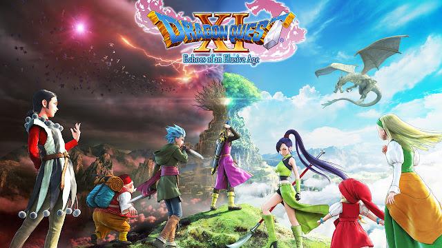 "Dragon Quest XI: Echoes of an Elusive Age (Switch) - tudo sobre a Draconian Quest, o ""modo difícil?"