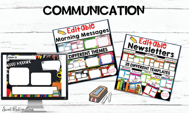 Editable Newsletters and Morning Messages