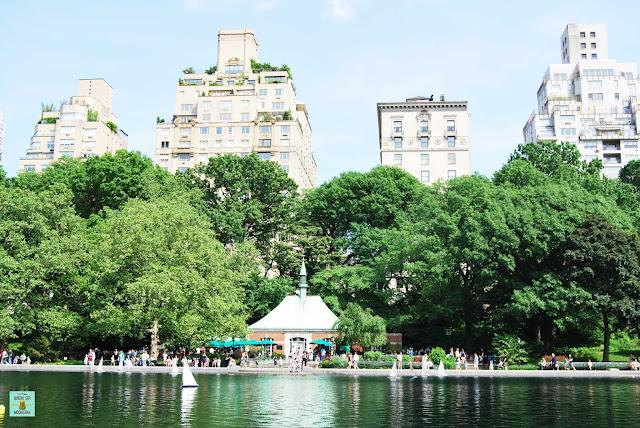 Alrededores de Central Park, Nueva York